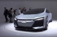 Audi показала три новинки во Франкфурте. Репортаж InfoCar.ua
