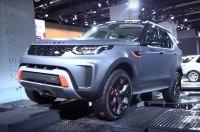 Новинки Jaguar и Land Rover во Франкфурте. Репортаж InfoCar.ua