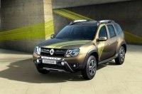 Renault Duster получил особую версию Sandstorm Edition