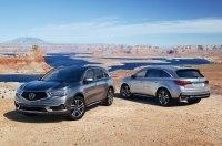 Компания Acura «обновила» внедорожник MDX