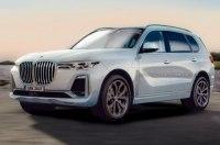 Серийный BMW X7: первые изображения