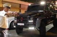 Короля парковки на шестиколесном Брабусе поставили на место