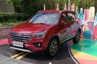 Конкурент Hyundai Creta: компания Lifan представила кроссовер X70