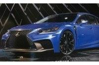 В сети рассекретили «заряженный» седан Lexus LS F