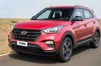 Hyundai представила «спортивный» кроссовер Creta Sport
