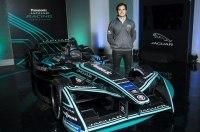 Первый чемпион Формулы-E стал гонщиком Jaguar