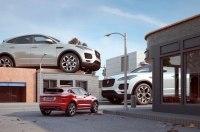 Jaguar E-Pace поместили в «деформированную реальность»