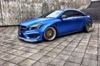 Японцы перекроили Mercedes-Benz CLA на свой вкус