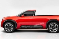 Peugeot и Citroen разработают пикап вместе с китайским Changan