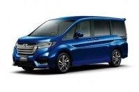 Honda представила обновлённый минивэн Step WGN Spada