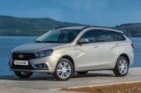 Lada Vesta получит «автомат» и вариатор