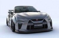 Японские тюнеры сделали из Daihatsu крошечный Nissan GT-R