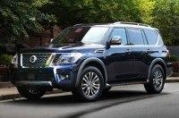 Nissan Armada обзавёлся роскошной версией Platinum Reserve