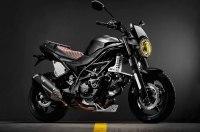 С-racer: кастом Suzuki SV650