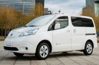 Мировая премьера расширенной линейки модификаций Nissan e-NV200