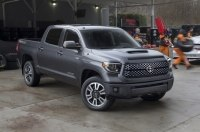 Компания Toyota выпустит гибридный пикап