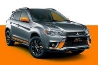 Mitsubishi представила особый кросс RVR Active Gear