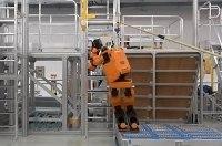 Робот-спасатель от Honda: пять «глаз» и 33 степени подвижности