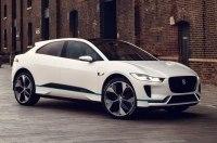 Jaguar открыл прием заказов на электрокроссовер I-Pace в Украинe