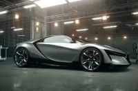 Загадочный спорткар Honda оказался виртуальным прототипом