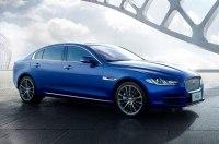Компания Jaguar показала удлинённый седан XEL