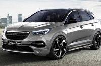Кроссоверу Opel Grandland X добавили стиля и мощности