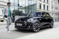 MINI Blackfriars Edition — дух Лондона для французов