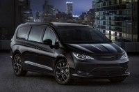 Минивэн Chrysler Pacifica получил опциональный пакет S Appearance