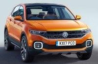 Самый компактный кроссовер Volkswagen дебютирует в следующем году