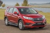 Honda CR-V обзавёлся новой версией S Plus