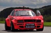 1240-сильный Audi 90 получился настолько мощным, что при разгоне срывает собственные двери с петель