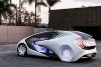 Toyota выпустит говорящие и чувствующие беспилотники к 2020 году