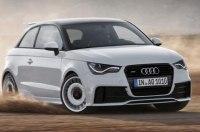 Новый Audi A1 «засветился» на новых снимках