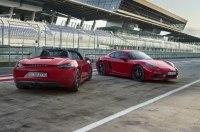 Официально: Porsche представил новый Cayman GTS и Boxster GTS