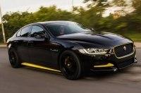 Ателье Arden «зарядило» седан Jaguar XE