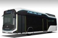 Toyota выпустит на улицы Токио сотню водородных автобусов
