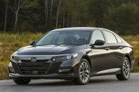 Седан Honda Accord нового поколения поступил в продажу