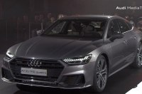 Новая Audi A7 2018: официальные фото, характеристики и цены