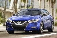 Компания Nissan обновила седан Maxima