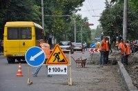 В эти выходные в Киеве ограничат движение из-за ремонта дорог