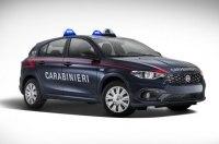 Полиция Рима пересаживается на хэтчбеки FIAT Tipo