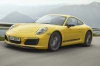 «Бюджетный» спорткар: Porsche представил купе 911 Carrera T