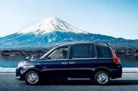 Toyota представила новое японское такси