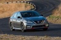 Компания Nissan «освежила» седан Sentra