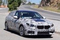 Новый BMW 1-Series проходит тесты в серийном кузове