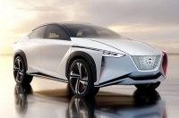 Автономный электрокар: Nissan представил кроссовер IMx Concept