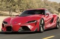 Возрожденная Toyota Supra выйдет на рынок под брендом Gazoo