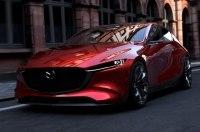 В Токио показали какой будет новая Mazda3