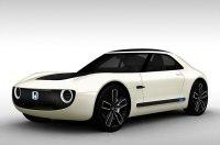 В электрический спорткар Honda встроили искусственный интеллект