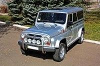 Украинец скрестил УАЗ с Nissan Patrol